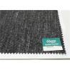 China B6100E Jackets Fusible Interlining Fabric Powder Dot PES Weft Insert Napping wholesale