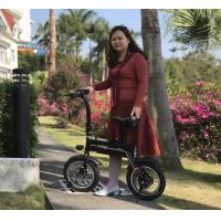 China Bluetooth Foldable Electric Scooter 12'' Brushless Compact K Shape wholesale