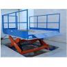 China Stationary Hydraulic Lift Platform Scissor Lift For Loading 5 Tons Cargo wholesale