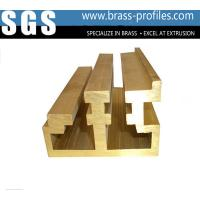 China Sale Fast New Style Machanical Part Decorative Copper Material Alloy Profiles wholesale