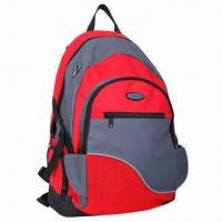 China Promotional Backpack, Also Available in Sports Bag wholesale