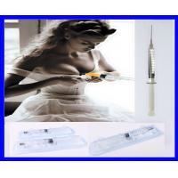 Injectable hyaluronic acid dermal filler for breast injection DERM PLUS 10ML