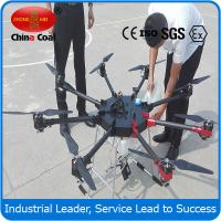 China Eight Rotor Drones Professional Agriculture UAV for Industrial use UAV Drone Crop Sprayer on sale