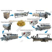 China Fully Automatic Banana Chips Production Line|High Quality Plantain Chips Making Machine wholesale