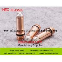 Buy cheap Hypertherm 220666のHPR130の消耗品の銀製の電極、血しょう機械トーチの部品 from wholesalers