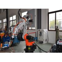 China Accurate Aluminum Welding Robot , Welding Robot Machine Three Phase Transformer wholesale