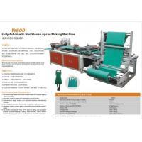 Fully Automatic Non Woven Apron Making Machine
