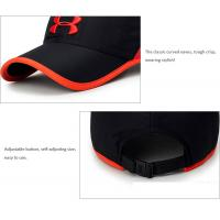 China Fashionable Embroidered Baseball Caps For Women Short Brim Style on sale