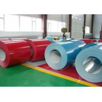 Professional PPGL Aluzinc Prepainted Steel Coil Sheet Corrosion Resistance