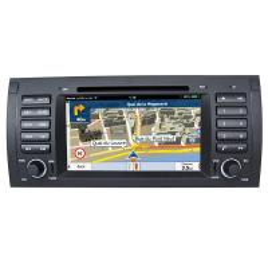 Buy cheap BMW stéréo E39 de radio de système de navigation de multimédia de voiture de systèmes d'Android 6,0 Kitkat from wholesalers