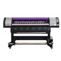 China 6 Feet Eco Solvent Printing Machine , Sublimation Printer Plotter For Heat Transfer Paper on sale