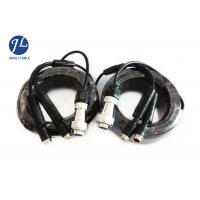 China Truck / Ambulance DVR CCTV Camera Extension Cable 7 Pin Trailer Plug Oil Resistant wholesale