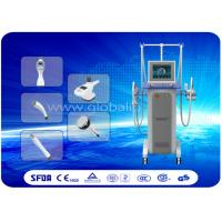 10 MHz RF Frequency Vacuum Cavitation Slimming Machine For Body Shaping