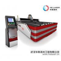 China HECF3015I-500 Custom Laser Cut Equipment For Alloy Steel Silver Copper wholesale