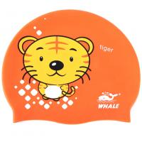 China Waterproof Junior Silicone Swimming Caps for Boys and Girls Aged 4-12 – Fun wholesale