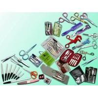 China beauty care and personal care implements,kitchenware sets,flatware sets,scissors on sale