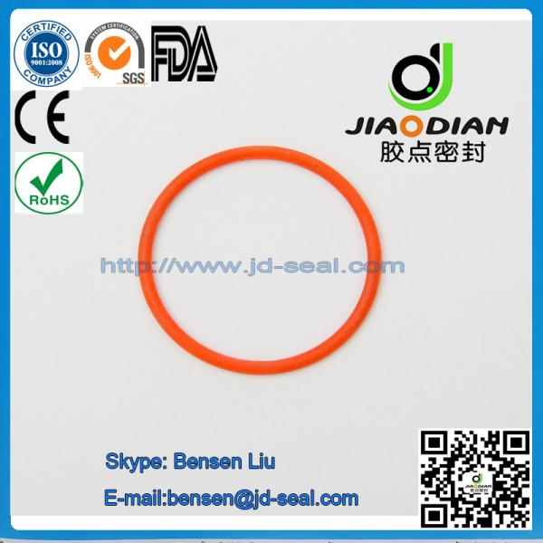 Quality O Rings of size range AS 568, JIS2401 on Short Lead Time with SGS CE ROHS FDA Cetified(O-RINGS-0088) for sale