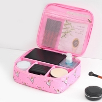 China Portable Biodegradable Large Travel Toiletry Cosmetic Bag wholesale