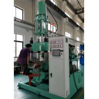 China High Speed Vertical 2RT Rubber Injection Molding Machine All In All Out wholesale