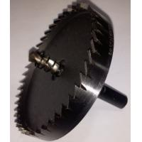 China 75MM High Quality HSS Hole Saw For Drilling Metal on sale