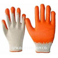 China Latex Coated Working Gloves EL-S004 wholesale