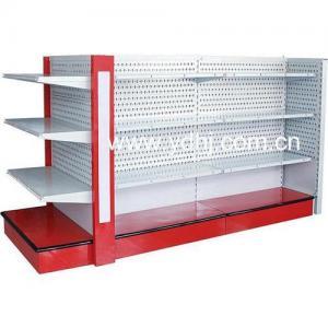 China Luxury Back Board Shelf/supermarket rack wholesale
