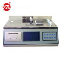 China AC 220V Rubber Testing Machine , 5N Rubber Plastic Film Coefficient of Friction Tester wholesale