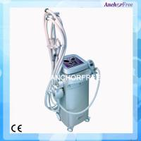 Ultrasonic Cavitation RF Machine + Vacuum Liposuction + Infrared Light + Roller Slimming Device