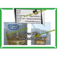 China Steroids Semi Finished Liquid Oxandrolone Anavar 50 Injectable For Bodybuilding on sale