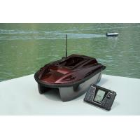 China Brown Two Way Wireless Remote Control GPS Bait Boat - Upgraded Edition Of RYH-001B wholesale