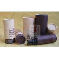 Electronic Hookah Recycled Paper Tube Storage Container Recyclable