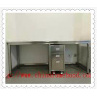 China L3000*D750*H850 Mm Stainless Steel Workbench With Adjustable Feet wholesale