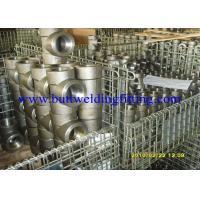 China ASTM B825 Inconel Sockolet Forged Pipe Fittings Steel Elbows For Pipe wholesale