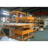 China Automatic Take Away Fast Food Box Making Machine , Ps Foam Plate Making Machine wholesale