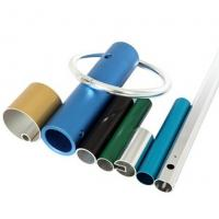 China Powder Coated Anodized Aluminum Extruded Tubing / Aluminum Round Tubing With CNC Machining wholesale