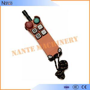 Universal Crane Industrial Wireless Hoist Remote Control Transmitter F21-4D