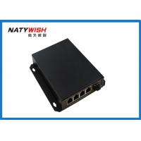 China Industrial Mini Reverse POE ONU , Convenient 4GE Ports GEPON ONU For IP Camera wholesale