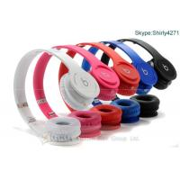 Beats by Dr. Dre Solo HD Headband Headphones - Teal made in china from grglasers