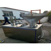 China Hydraulic Meat Processing Machine For Sausage Filling Low Input 30L Capacity wholesale