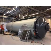 China High Performance Carbon Fiber Autoclave 1.5X4M For Aviation New Condition on sale