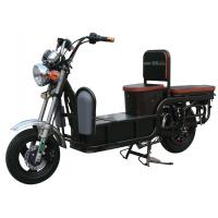 China 72V Adult Electric Bike Black Battery Powered Bicycles With Electric Motor wholesale
