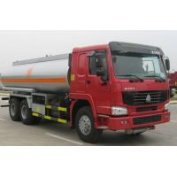 China sinotruck howo 6x4 oil tanker trucks for sale wholesale