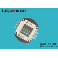 China 50W RGB LED Module Full Color Light Source , COB LED With RGB Full Color Chips Array wholesale