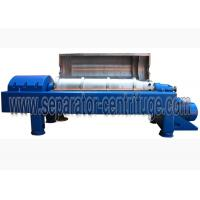 China Solid Liquid Separation Drilling Decanter Centrifuge For Drilling Fluid / Oil Field wholesale