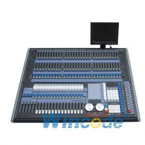 China La perla Dmx de Avolite llevó el regulador para el teatro, regulador del Rgb Dmx con la pantalla LCD 320x240 wholesale