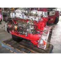 China Steel Used Japanese Engines , High Performance Hino H07C Engine , Hino Spare Parts wholesale