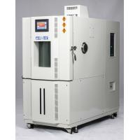 China 150 Liters Thermal Test Chamber , Thermal Cycling Equipment Air Cooling 10 °C/M on sale