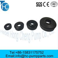 China Slurry Pump Parts Rubber Expeller Ring wholesale