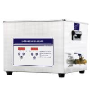Buy cheap 速い残りの粒子のステンレス鋼の超音波洗剤10Lのふるいを取除いて下さい from wholesalers