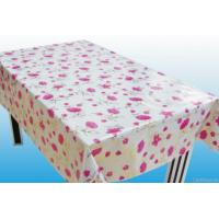 China 2012 New Tablecloth, With Nonwoven Backing wholesale